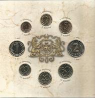 Bulgaria 2018. BU Official Mint Set - Bulgaria