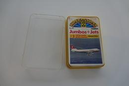 Speelkaarten - Kwartet, Jumbos + Jets, Nr 124, FX Schmid Hemma, *** - - Cartes à Jouer Classiques