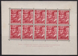Nederland     .   NVPH      .   402B/403B   ( 2 Scans )    .       **       .      Postfris   .    /    .     MNH - Periode 1891-1948 (Wilhelmina)