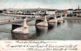 Basel Johanniterbrücke - BS Bâle-Ville