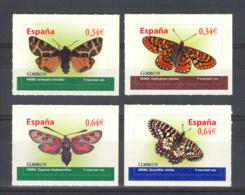 Spain 2010. Fauna. Ed 4533-36 (**) - 2001-10 Neufs