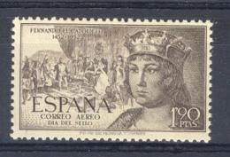 Spain 1952. Fernando 1,90 P Ed 1114 (**) - 1931-Today: 2nd Rep - ... Juan Carlos I