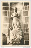 29 FOLGOET. Basilique. Statue Sainte-Marguerite - France