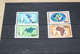 """Lot Timbres Non Dentelés Du Togo """"anniversaire De La Signature De La Convention Des Droits De L'homme"""" - Togo (1960-...)"""