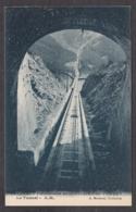 100913/ SAINT-HILAIRE-DU-TOUVET, Funiculaire, Le Tunnel - Saint-Hilaire-du-Touvet