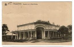 CONGO - Elisabethville - Magasins De La Belgo-Katanga - N° 3 - 1922 - Edit. Librairie Belge - 2 Scans - Angola