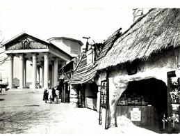 CPM* N°1424 - FLORALIX - UN ASPECT DU VILLAGE + CACHET - Orleans