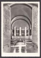 100962/ SAINT-PIERRE-DE-CHARTREUSE, Eglise De Saint-Hugues, Vue D'ensemble Depuis L'entrée - France