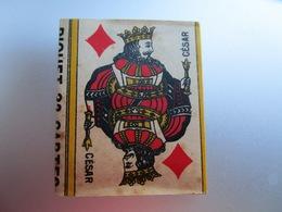 Chicorée TIGRE - Marque De Qualité - Piquet 32 Cartes - 32 Cards