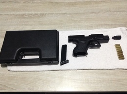 Pistolet De Défense BBM Made In Italy 9 Mm PAK - Sammlerwaffen