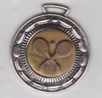 MEDALLA TENNIS 4° CAT PRINC DAMAS. 1993 . DIAM 4cm WEIGHT 24grs- BLEUP - Tennis