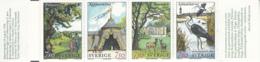 Sweden 1996 MNH Sc #2194a Ecopark, Stockholm Complete Booklet - Carnets