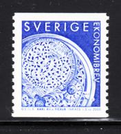 Sweden 2000 MNH Sc #2372 (4.50k) Works Of Watch Of King Karl XII, Blue - Suède