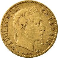 Monnaie, France, Napoleon III, Napoléon III, 10 Francs, 1868, Paris, TB, Or - Frankreich
