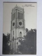 CPM OCEANIE - Polynésie Française - ILES GILBERT - Tour De L'église D'Apaiang - Polynésie Française