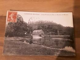 CARENTOIR - Camp Romain DuMur Et Moulin De Marsac - France