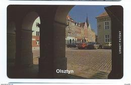 POLAND 29 - 50 U Olsztyn Rynek URMET Neuve Mint - Pologne