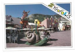 Francia Zygofolis Nice  Le Parc D'Attractions De La Côte D'Azur Non Viaggiata Condizioni Come Da Scansione - Altri
