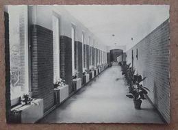 (K55) - Medisch - Pedagogisch Instituut St. Franciskus - Strijtem - Borchlombeek - Een Van De Kloostergangen - Roosdaal