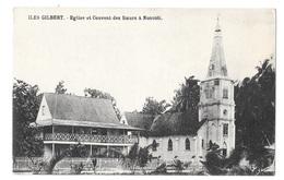 (23084-00) Iles Gilbert - Eglise Et Couvent Des Soeurs à Nonouti - Micronésie