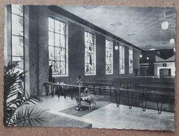 (K58) - Medisch - Pedagogisch Instituut St. Franciskus - Strijtem - Borchlombeek - Kapel - Zicht Naar Oksaal - Roosdaal