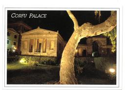 Grecia Corfu Palace Viaggiata 1998 Condizioni Come Da Scansione - Grecia