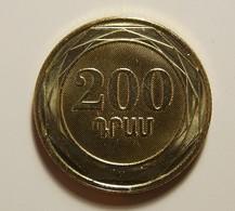 Armenia 200 Dram 2003 Varnished - Armenia