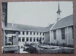 (K62) - Medisch - Pedagogisch Instituut St. Franciskus - Strijtem - Borchlombeek - Binnenhof - Klooster - Roosdaal