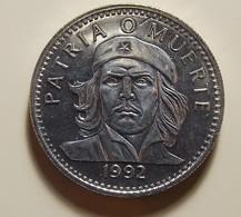 Cuba 3 Pesos 1992 - Cuba