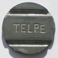 Brasil Telephone Token TELPE  Telecomunicações De Pernambuco  Lot Of 4 Different - Monétaires / De Nécessité