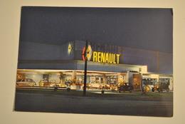 91 Essonne Draveil Concessionnaire Renault Ets Pouvreau S.A. Garage Voitures 50 Avenue Henri Barbusse - Draveil