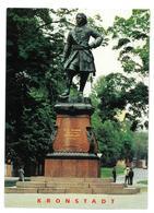 Russia Kronstadt Monumento Imperatore Peter I Non Viaggiata Condizioni Come Da Scansione - Russia