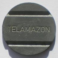 Brasil Telephone Token  Telecomunicações Do Amazonas  TELAMAZON - Monétaires / De Nécessité