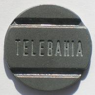 Brasil Telephone Token  Telecomunicações Da Bahia TELEBAHIA - Monedas / De Necesidad