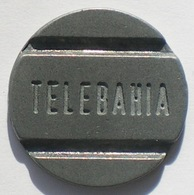 Brasil Telephone Token  Telecomunicações Da Bahia TELEBAHIA - Noodgeld
