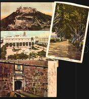 4 Postcards - Postales Muy Antiguas  Uba (W5_213) - Cuba