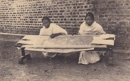 Congo Belge, Oeraonische Borduursters  (pk54887) - Missions