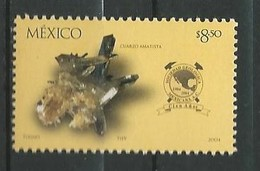Mexico 2004 The 100th Anniversary Of Geological Society.Geology. MNH - Mexiko