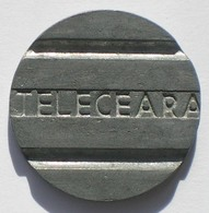 Brasil Telephone Token  Telecomunicações Do Ceará  TELECEARA - Monetari / Di Necessità