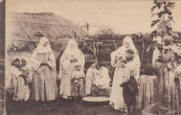 Algerie, Soeurs Blanches (Herent En Tielt)  Witte Zusters, Op Ziekenbezoek Bij De Muzulmannen   (pk54892) - Missions