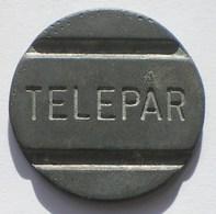 Brasil Telephone Token  Telecomunicações Do Paraná   TELEPAR - Monetari / Di Necessità