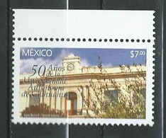 Mexico 2004 The 50th Anniversary Of Chihuahua University.Architecture/Buildings/Universities. MNH - Mexiko
