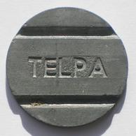 Brasil Telephone Token  Telecomunicações Da Paraíba  TELPA - Monétaires / De Nécessité