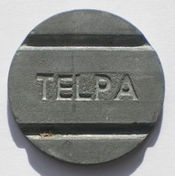 Brasil Telephone Token  Telecomunicações Da Paraíba  TELPA - Monetari / Di Necessità