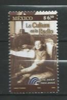 Mexico 2004 The 60th Anniversary Of Radio Education - XEEP.Science & Technology/Radio. MNH - Mexiko