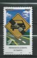 Mexico 2004 Road Accident Prevention Campaign.Transportation/Cars. MNH - Mexiko