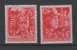 Deutsches Reich , Nr. 909/10 Postfrisch ( 90.-) - Deutschland