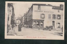 CPA - 51 - Sézanne  -  Rue Des Lombards - Sezanne