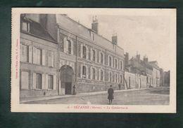 CPA - 51 - Sézanne  -  La Gendarmerie - Sezanne