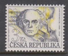 Czech Republic SG 38  1994 54th Death Anniversary Of Jan Kublik ,mint  Never Hinged - Czech Republic